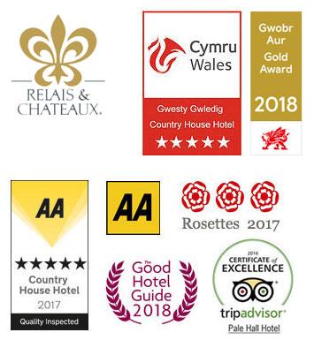 Awards logos