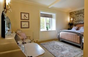 Palé Hall's Chirk room.