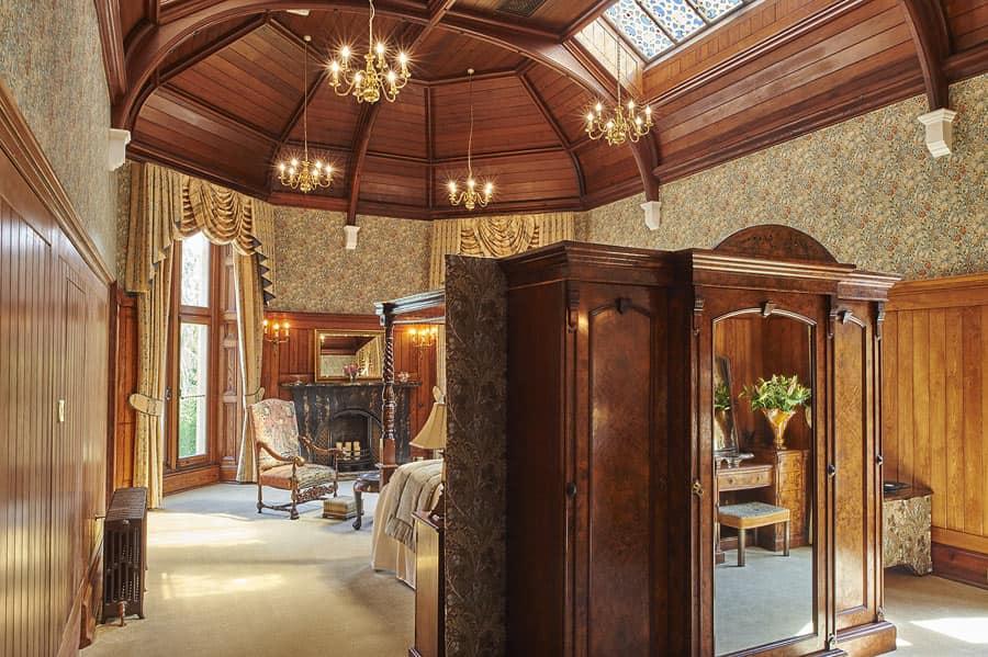Palé Hall's Churchill suite