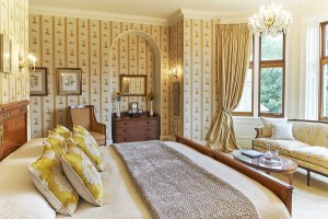 Palé Hall Powys suite