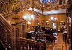 Palé Hall main hall