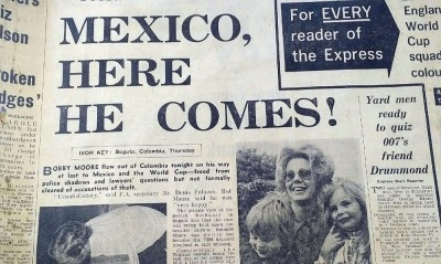 Daily Express May 1970
