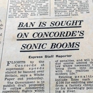 Daily Express 1970