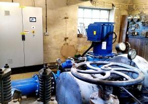 hydro electric power generator