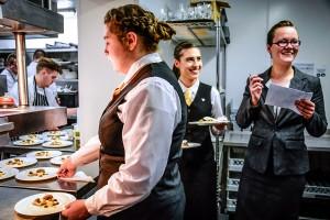 Palé Hall kitchen service