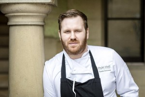 Pale Hall Head Chef Gareth Stevenson