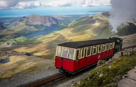 Mount Snowdon railway