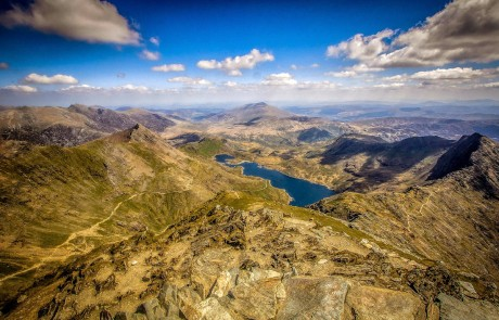 Mount Snowdon summit