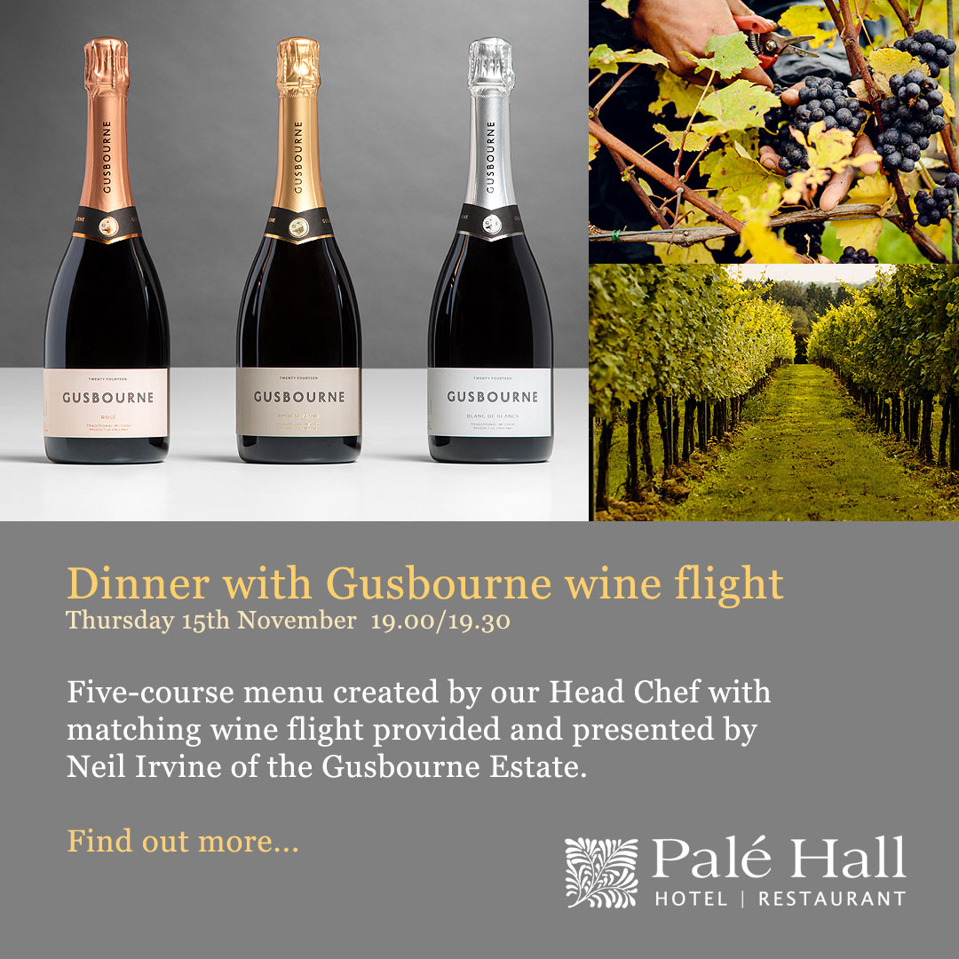 Gusborne Estate wines