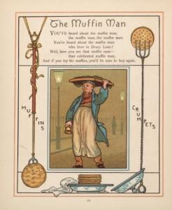 muffin man verse