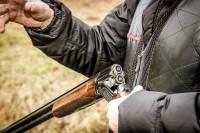 High bird game shooting north Wales