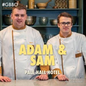 Adam & Sam Bake Off Professionals 2019