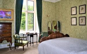 Palé Hall Hotel Pembroke room