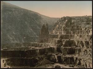 Bethesda quarry