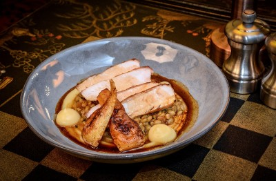 Palé Hall bistro dining