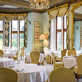 Pale Hall restaurant fine dining