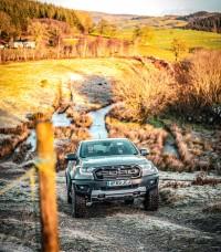 Bala 4x4 off road driving Wales