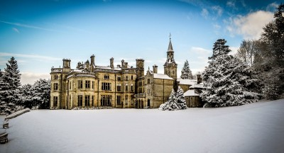 Pale Hall Hotel Christmas