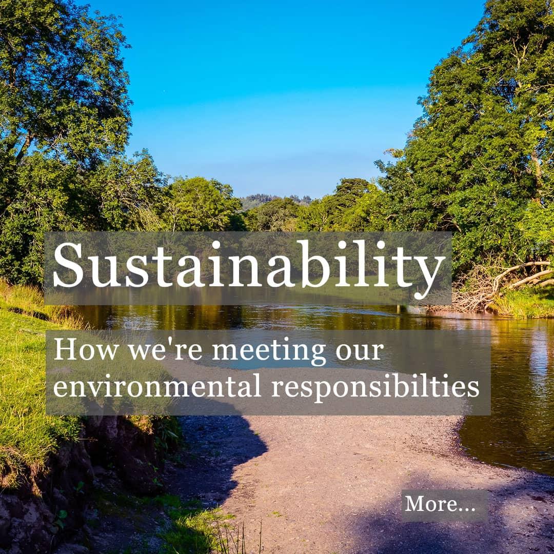 Palé Hall Hotel environmental sustainability