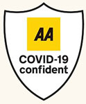 Accredited AA Covid Confident
