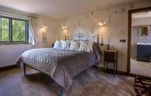 Palé Hall hotel garden suite Fern