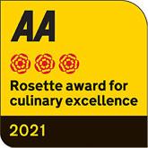 AA 3 rosette restaurant