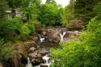 Betwys-y-Coed Snowdonia