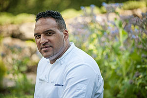 Michael Caines, Palé Hall Hotel