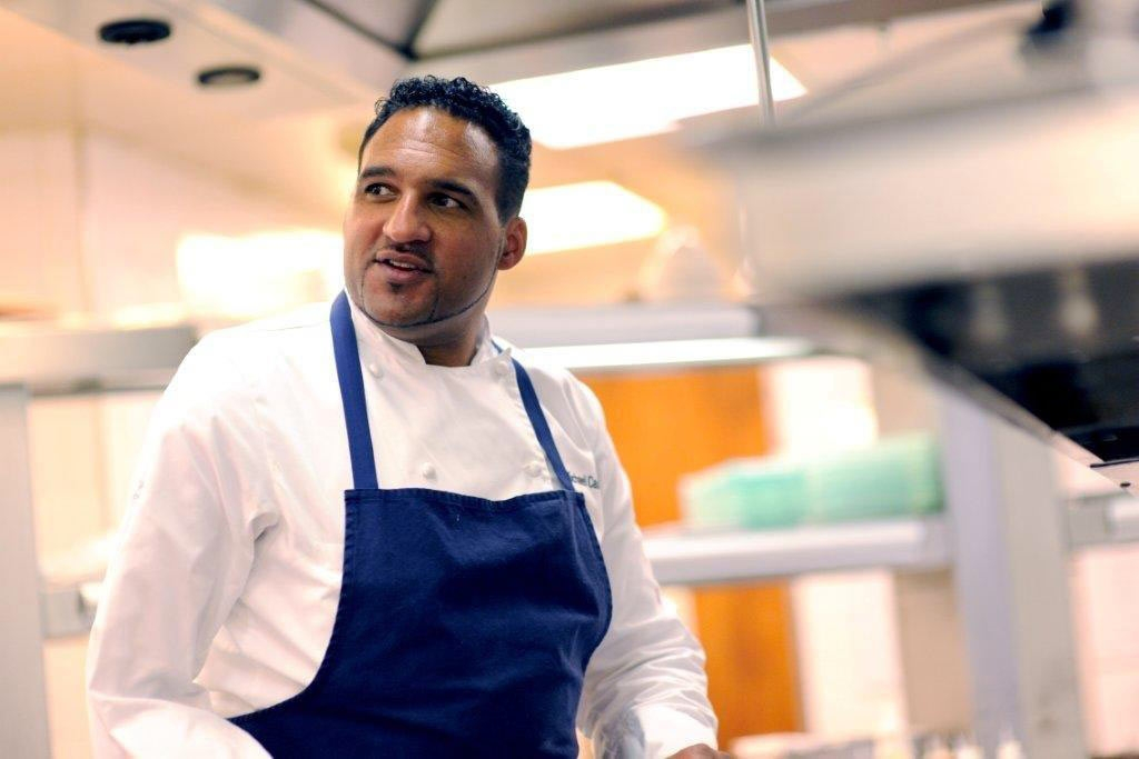Chef Michael Caines
