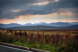 Snowdonia landscape
