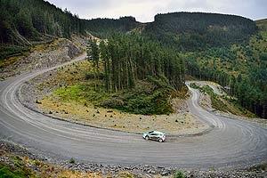 WRC Wales Rally