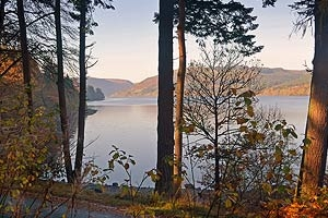 Lake Vyrnwy North Wales