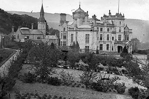 Palé Hall circa 1875