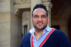Chef Michael Caines at Palé Hall Hotel