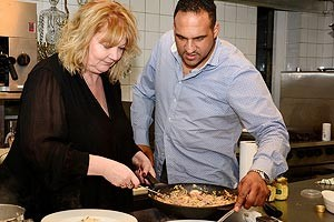 Michael Caines at Palé Hall