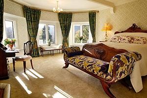 Palé Hall Hotel bedroom