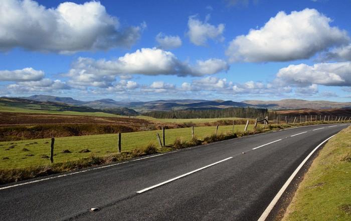 Tanat Valley, Snowdonia