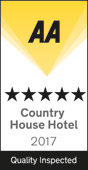 AA 5 star country house hotel