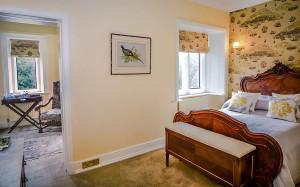 Beaumaris room at Palé Hall Hotel
