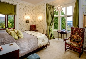 Conwy Room at Palé Hall Hotel.
