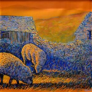 Rob Reen Snowdonia artist