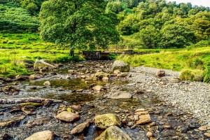 Snowdonia Lake Vyrnwy Wales