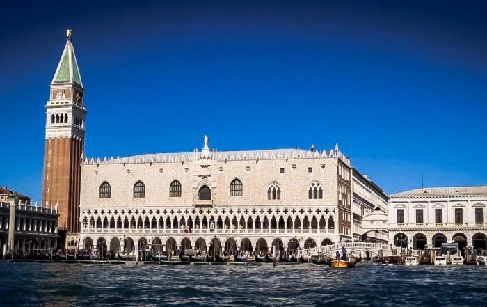 Venice waterfront