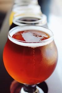 Stori beer Bala Wales