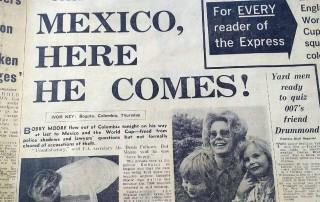 Daily Express May 1970