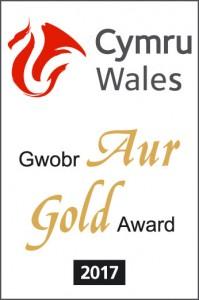 Vist Wales Gold Award - Palé Hall Hotel