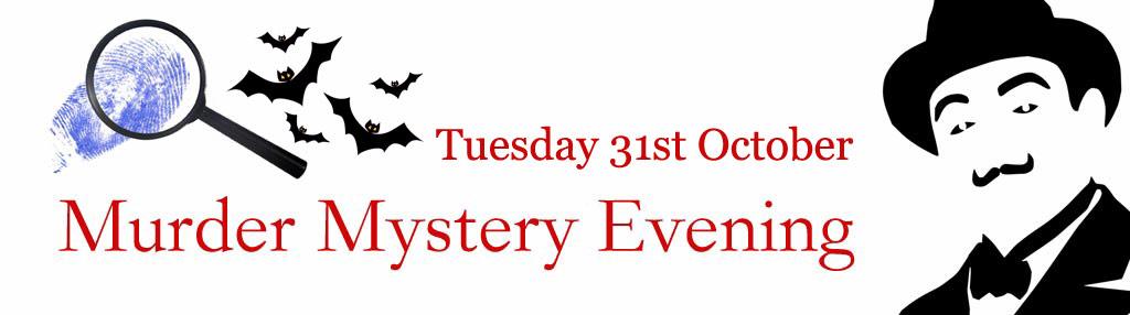 Murder mystery event Palé Hall