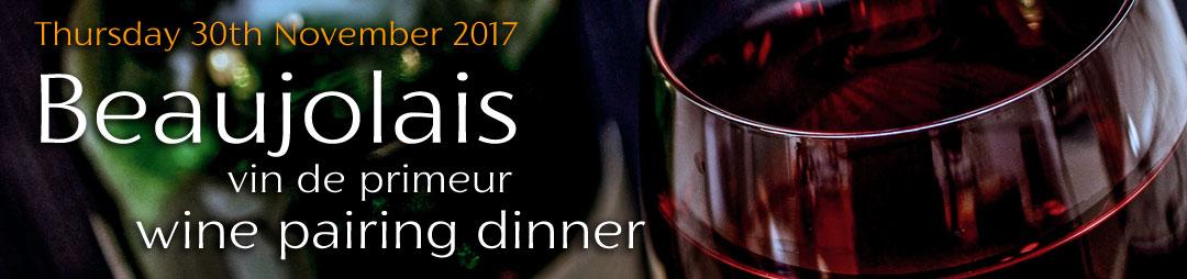 Beaujolais vin de primeur 2017
