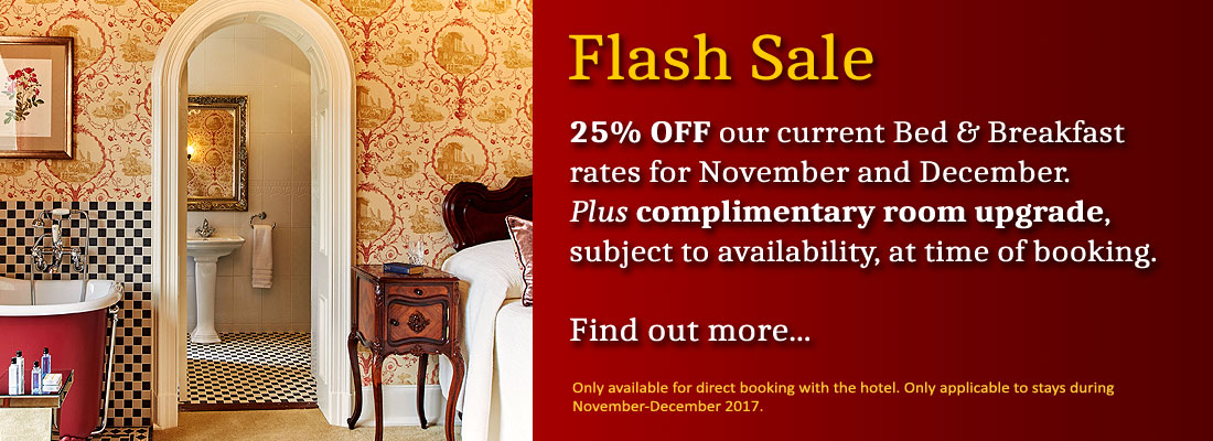 Pale Hall flash sale winter 2017