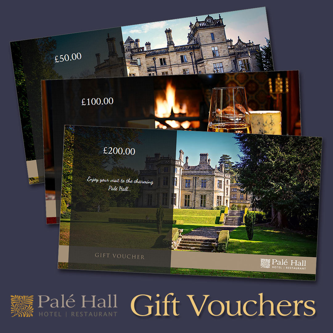gift idea hotel restaurant vouchers